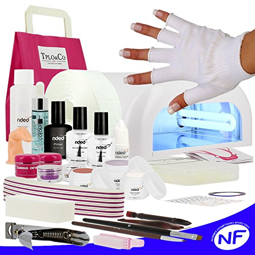 kit basic ongle en gel