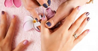 vernis ongles en gel
