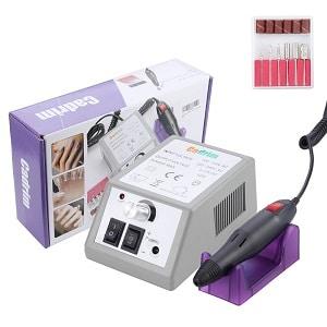 Cadrim manucure machine ongles electrique